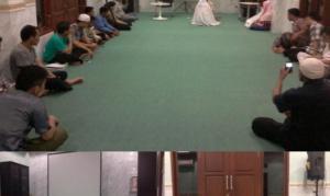 Dua Orang Nasrani Mengucap Syahadat Pada 05- 05-2015